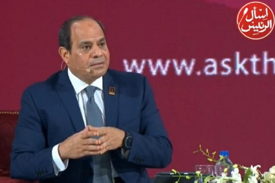 الرئيس السيسي: لا ندعم وجود ميليشيات مسلحة في دول الجوار.. وندعم الجيش الليبي وإجراء انتخابات