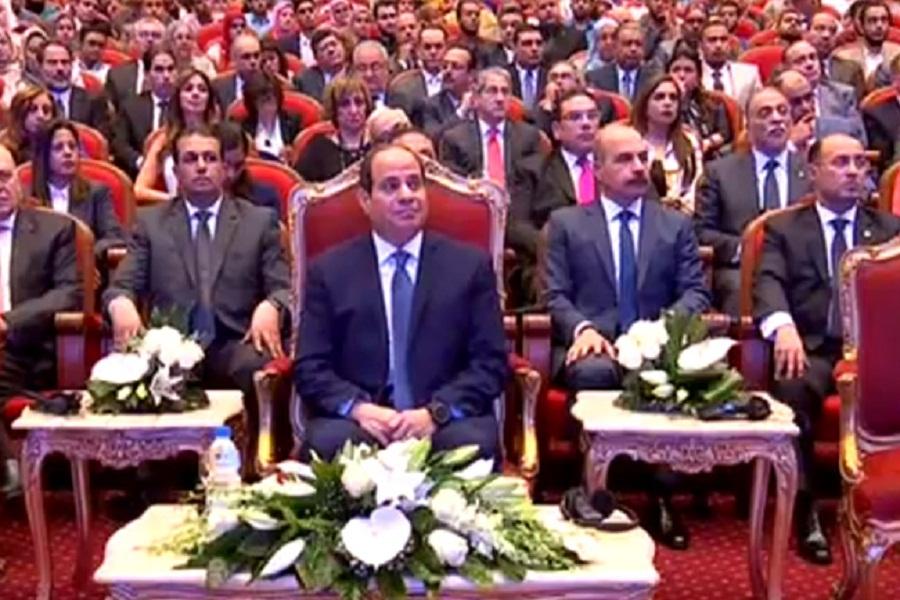 الرئيس السيسي يفتتح المعرض السنوى للاتصالات لتمكين ذوى الاحتياجات الخاصة