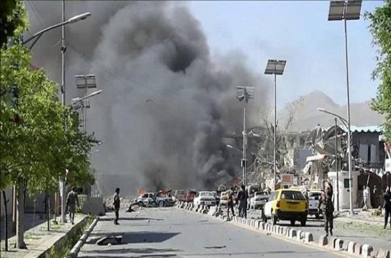 انفجار يهز المنطقة الشيعية في كابول