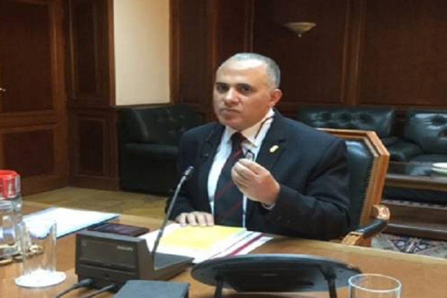 وزير الري: رفع منطقة شاطئ النخيل مساحيا للحد من حوادث الغرق