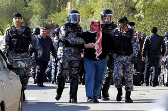 وزير الداخلية الأردني: متشددون هاجموا الشرطة يؤيدون تنظيم داعش الإرهابي