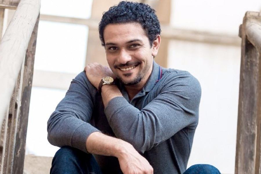 آسر ياسين سعيد بتجاوز إعلان