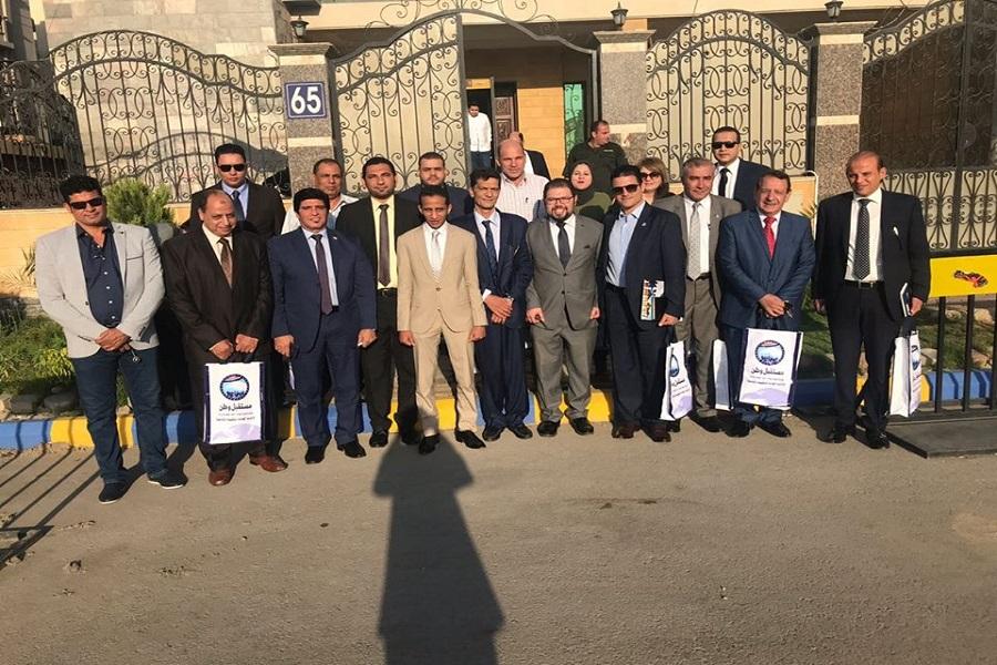 بالصور.. رئيس مستقبل وطن يطالب أمناء التقيم والمتابعة بمتابعة أنشطة الحزب