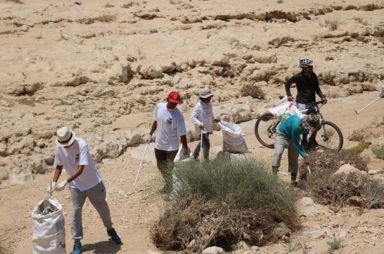 إطلاق حملة نظافة تطوعية بمحمية وادى دجلة في المعادي