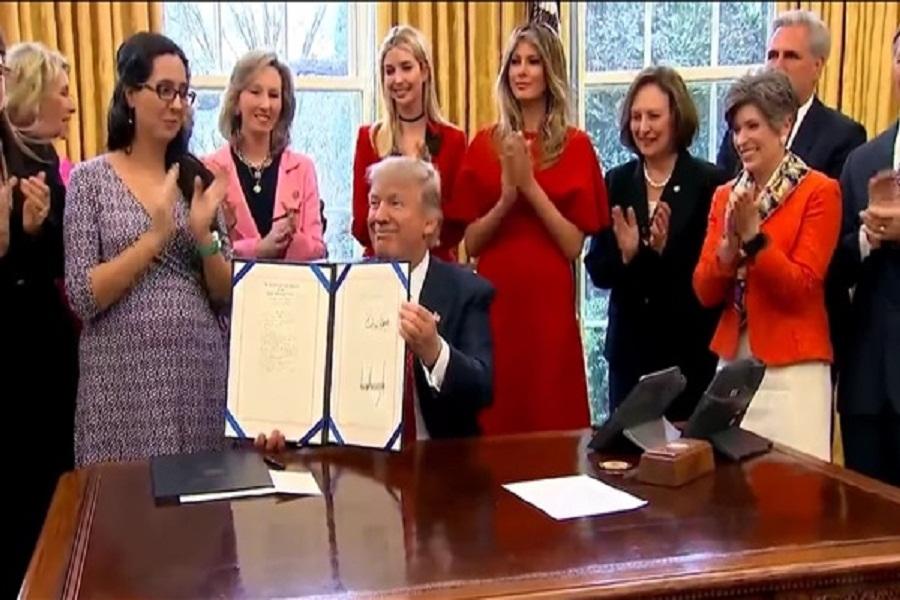 كارثة تواجه نساء أمريكا بسبب الكونجرس