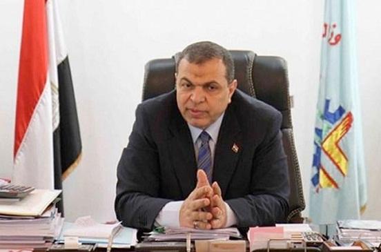 وزير القوى العاملة: وقفة عرفات وأول وثاني أيام