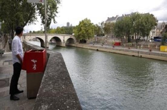 مبولة عامة تثير الاستياء فى باريس.. ومسئولون: حتى لا يتبول الرجال فى الشارع