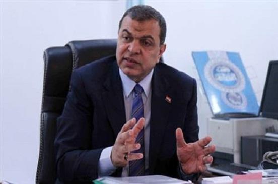 القوى العاملة تحذر المصريين من العقود المزورة.. وتؤكد: الاستقدام موقوف بالأردن حاليا