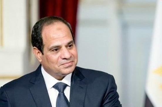 الرئيس السيسي يفتتح المرحلة الأخيرة من الطريق الدائرى الإقليمي