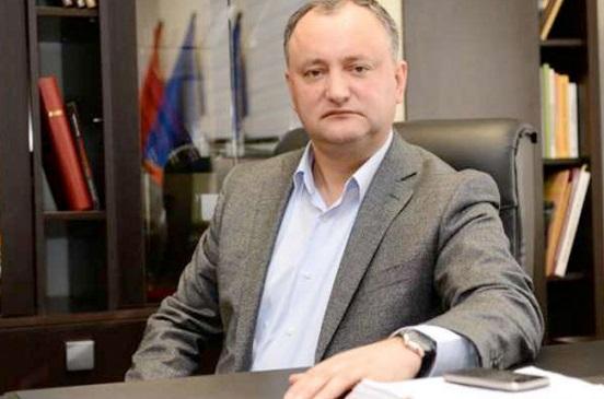 نجاة رئيس مولدوفا من حادث سيارة