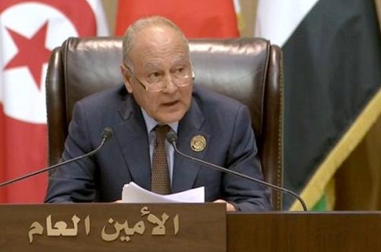 أبوالغيط يُشيد بقرار باراجواي نقل سفارتها من القدس