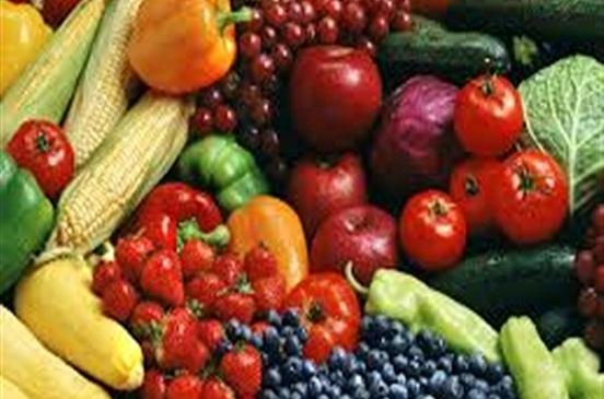 ننشر أسعار الخضراوات والفاكهة بالأسواق اليوم