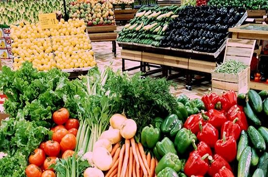 اسعار الخضراوات والفاكهة بسوق العبور اليوم الأحد
