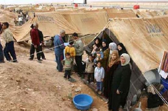 إضراب شامل داخل مؤسسات الأونروا فى غزة