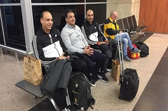 ايهاب جلال يوجه رسالة مهمة للاعبي المصري قبل مباراة ساليماتا