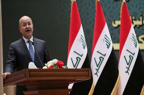 بعد البشير.. سبوتنيك: الرئيس العراقي برهم صالح في دمشق قريبا