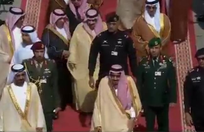 توافد القادة الخليجيين للمشاركة فى أعمال قمتهم رقم 39 بالرياض
