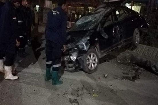 مصرع 3 أشخاص في حادث تصادم سيارات بطريق القاهرة - الإسكندرية بنطاق طنطا