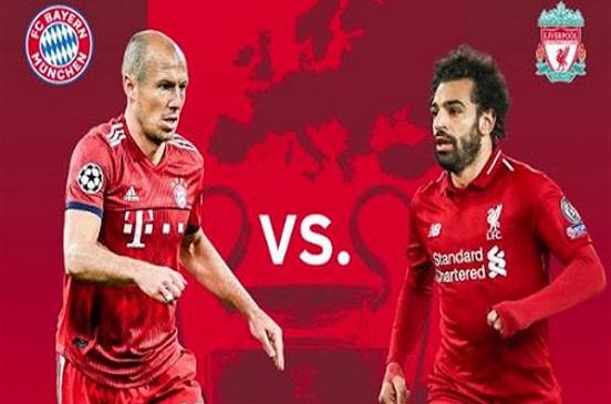 موعد مباراة ليفربول وبايرن ميونخ النارية بدوري أبطال أوروبا