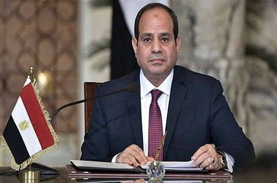 الرئيس السيسى يصدر 3 قرارات جمهورية
