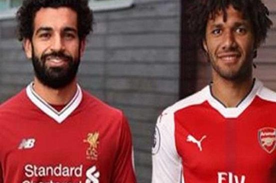 محمد صلاح والنني يقودان ليفربول وأرسنال في قمة البريميرليج