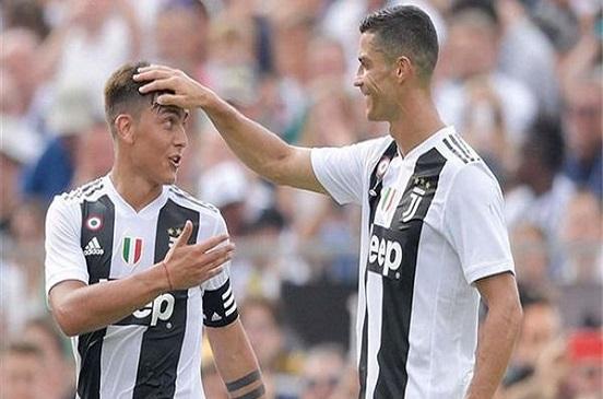 رونالدو وديبالا يقودان هجوم يوفينتوس أمام ميلان فى السوبر الإيطالي بالسعودية