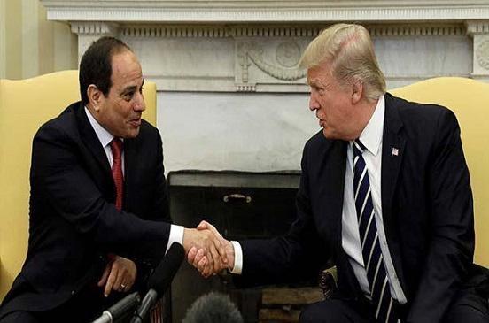 بسام راضى: الرئيس السيسي وترامب يتبادلان هاتفيا التهاني بمناسبة العام الميلادي الجديد