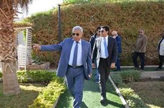 وزيرا الري والشباب يفتتحان متحف