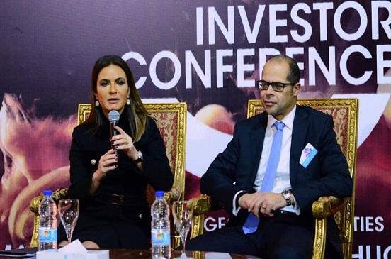 سحر نصر لـ250 مستثمر: اغتنموا الفرص الاستثمارية الواعدة المدعومة بحوافز وضمانات للمستثمرين