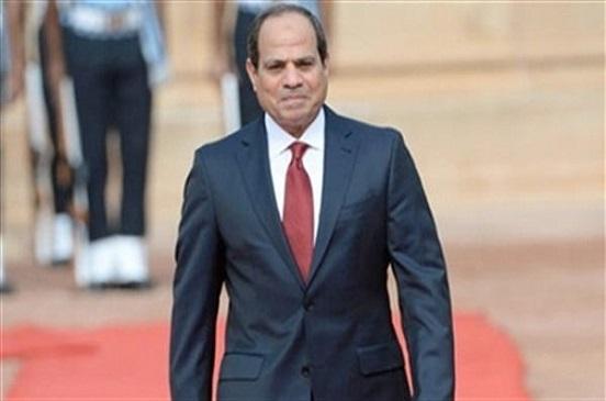 الرئيس السيسي يغادر القاهرة متوجها إلى الأردن