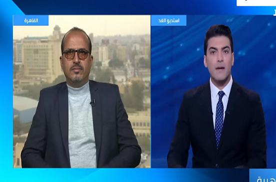 بالفيديو...  عسكري يمني: ضربات