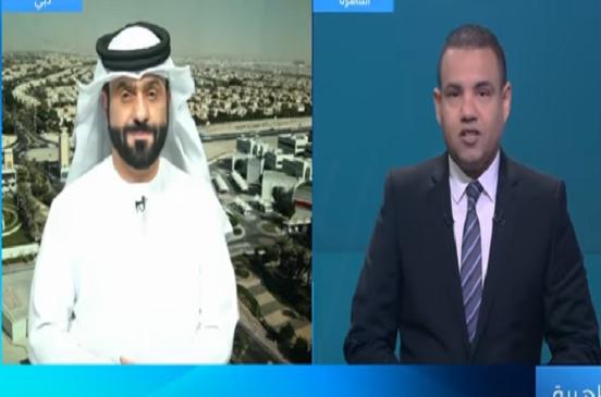 بالفيديو.. محل إماراتي: الإمارات تطمح في تصدير تكنولوجيا المعلومات في المستقبل القريب