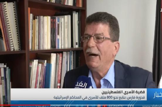 بالفيديو..  معلقًا على ما يتعرض له نادي الأسير من تنكيل.. «فارس»: سنقول الحقيقة كاملة للشعب الفلسطيني قريبًا