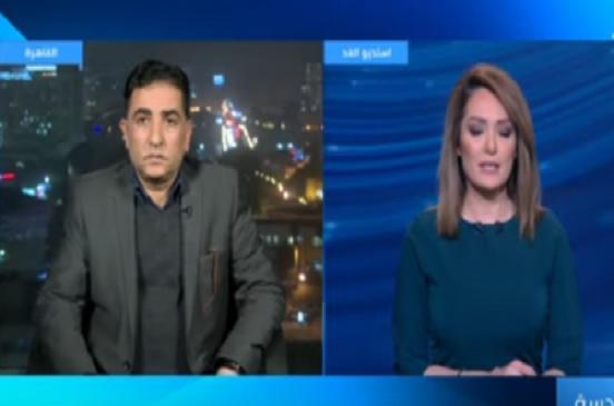 بالفيديو...سياسي سوري: زيارة بولتون للمنطقة لطمأنة إسرائيل