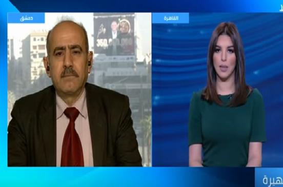بالفيديو... خبير عسكري يوضح أسباب العدوان الإسرائيلي على سوريا