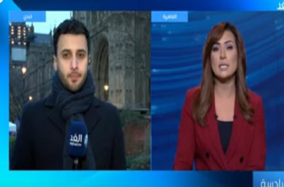 بالفيديو.. محلل سياسي: استطلاعات الرأي تشير أن حكومة ماي مقبلة على خسارة كبري