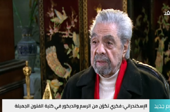 بالفيديو..  الفنان سمير الإسكندراني يكشف تفاصيل حياته المهنية والشخصية