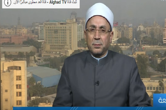 بالفيديو..  أمين «البحوث الإسلامية»: أكاديمية تدريب الأئمة تدعم جهود مصر في مكافحة التطرف