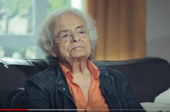 بالفيديو...  أدونيس: أتمني أن يمهلني الموت لكي أقول ما لدي