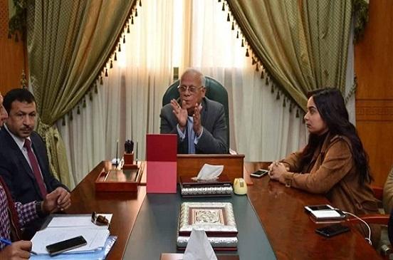 اعتماد 5 ملايين جنيه من المنطقة الحرة لتنفيذ مبادرة طلاء المنازل ببورسعيد