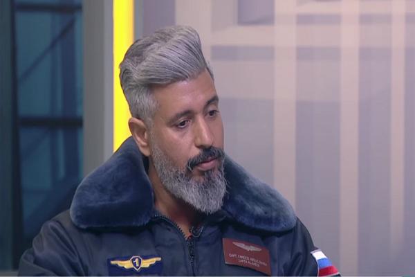 شاهد.. مغامرات ملهمة لطيار عراقي عالمي