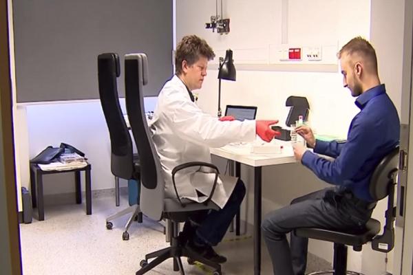 شاهد.. تقنية جديدة للحد من الاستخدام المفرط للمضادات الحيوية