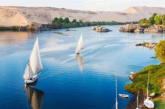 النيل .. فيلم فرنسي يرصد حضارة مصر القديمة