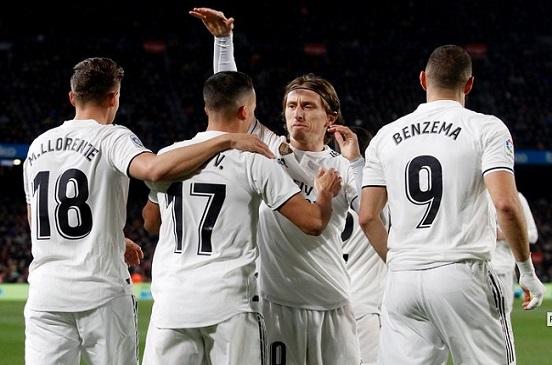 الاتحاد الإسباني يضع ريال مدريد في مأزق قبل الكلاسيكو