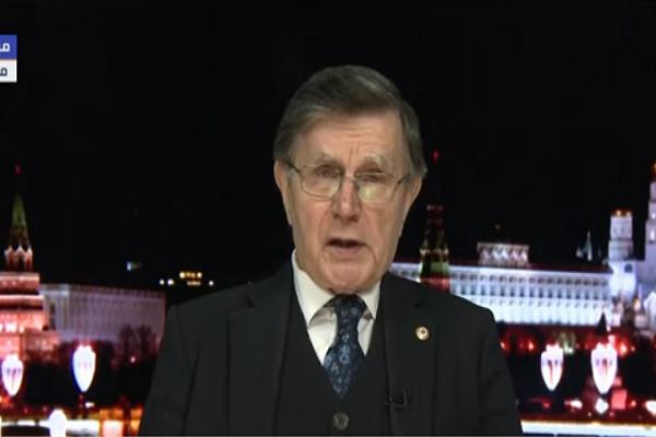 شاهد.. سياسي روسي: لا خيار أمام تركيا غير الموافقة على عملية عسكرية بـإدلب