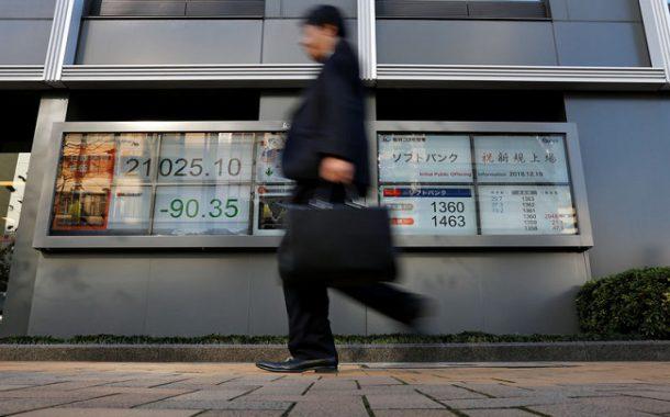 مؤشر نيكي يرتفع 0.02% في بداية التعاملات ببورصة طوكيو
