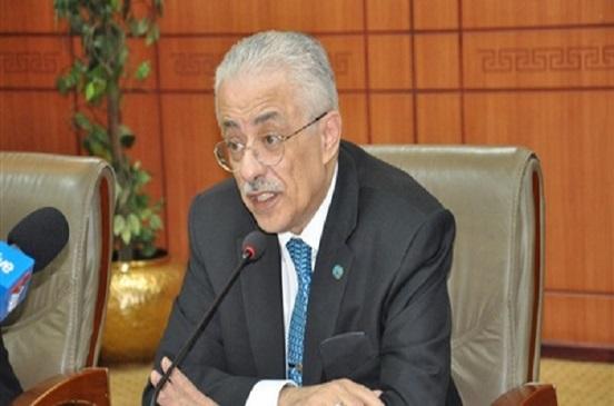 وزير التعليم يكشف عن مفاجأة للطلاب بخصوص التابلت