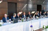 الرئيس السيسي يعقد اجتماعا مع رؤساء الشركات الألمانية والعالمية الكبرى