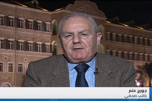 بالفيديو.. كاتب: لبنان سينهار حالة فشل