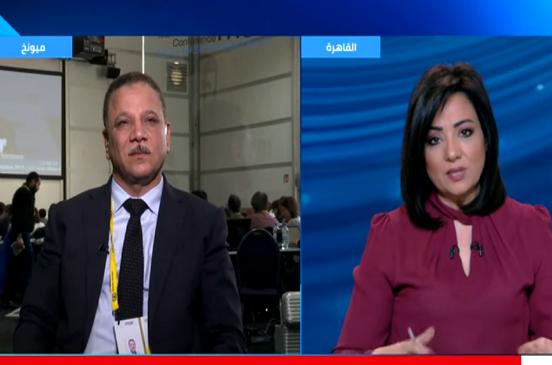 بالفيديو..  «جمال حسين»: أمريكا تُبرز نجاحها على داعش في سوريا والعراق في مؤتمر «ميونخ للأمن»